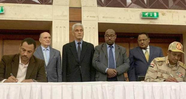 Le Soudan fait un pas crucial vers la démocratie
