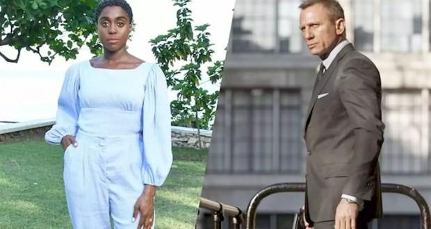 Prochain James Bond - Une femme noire dans le costume de 007