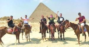 Reportage en égypte