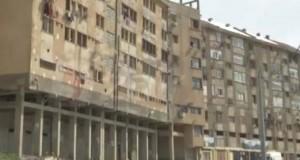 Travaux de démolition cette semaine de deux immeubles à Aïn-El-Hammam
