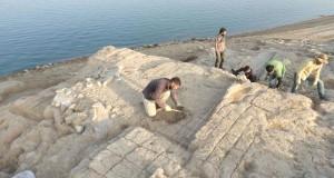 Un palais vieux de 3400 ans découvert