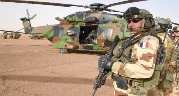 armée française en Libye