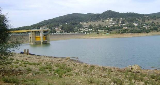 barrage de Bougara