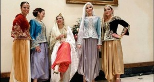 costume traditionnel algérien