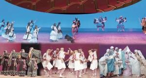 danses traditionnelles