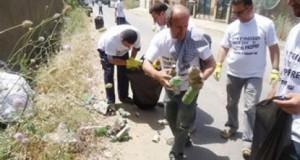 opération de volontariat à Tizi Ouzou