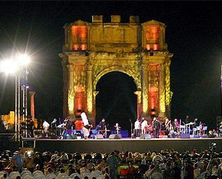 Festival international de Djemila
