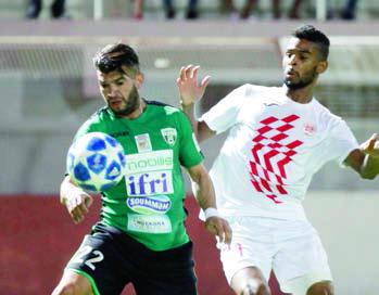 Ligue 2 ASK-MOB
