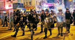 Nouvelles manifestations à Hong Kong Pékin dénonce des «forces abjectes»