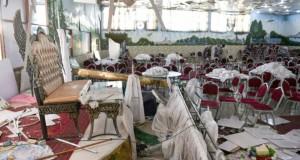 Un kamikaze fait 63 morts lors d'un mariage à Kaboul
