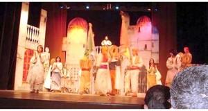 festival national du théâtre amateur de Mostaganem