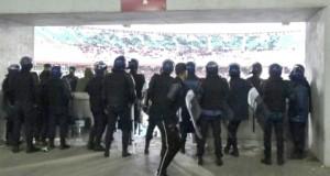sécurité dans les stades