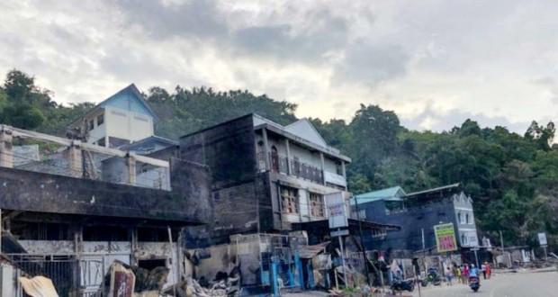 Des émeutes en Papouasie font une trentaine de morts