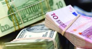 Dollars-euros