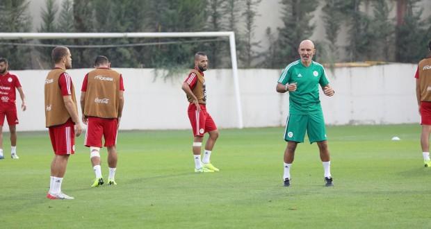 EN Algérie A'