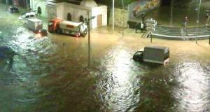INONDATION à Alger