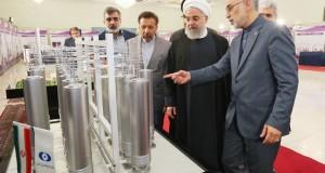 L'Iran a mis en route des centrifugeuses avancées