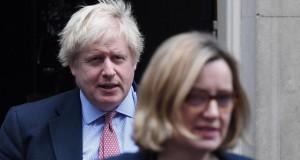 La ministre britannique du Travail annonce sa démission
