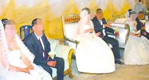 Mariage collectif pour une cinquantaine de couples à Ghardaïa