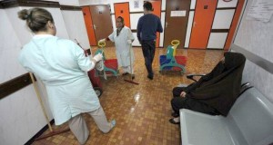 Violence quotidienne contre les personnels de la santé