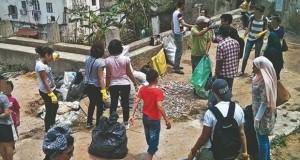 campagne de nettoyage