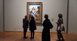 Le musée du Louvre célèbre les 500 ans de la mort de Léonard de Vinci
