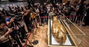 Le sarcophage du prêtre Nedjemankh de retour en Égypte