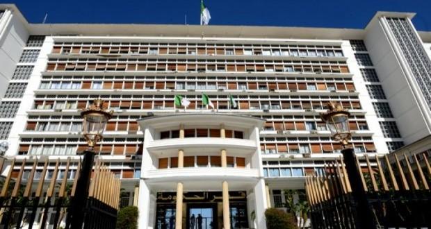 Palais du gouvernement