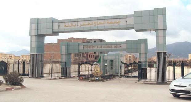 Université Hadj Lakhdar
