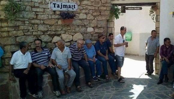 ational culturel immatériel consacré à Tajmaat