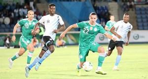 EN Botswana - Algérie Bennacer