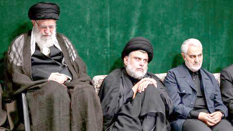 Irak-Iran