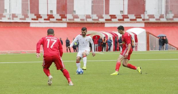Ligue 1 CRB-ASO Sayoud