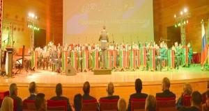 orchestres algérien et russe