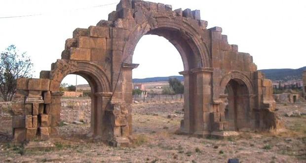 site archéologique romain Lambaesis
