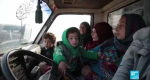 Combats meurtriers et bombardements en Syrie