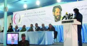 Congrès front polisario