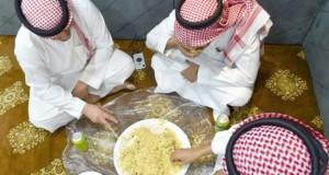 Des Saoudiens rusent pour changer leur culture alimentaire