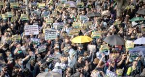 Hong Kong Les manifestants de retour dans les rues