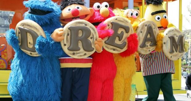Les marionnettes de Sesame Street fêtent leur 50 ans