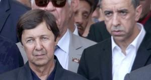 Said Bouteflika-Ali Haddad