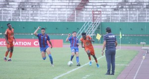 San Pedro FC - Paradou AC