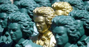 GERMANY-CULTURE-MUSIC-ANNIVERSARY-BEETHOVEN