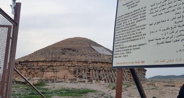 mausolée royal Imedghassèn