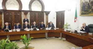 Conseil des ministres 2