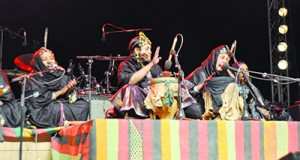 Festival national des musique et chanson amazighes