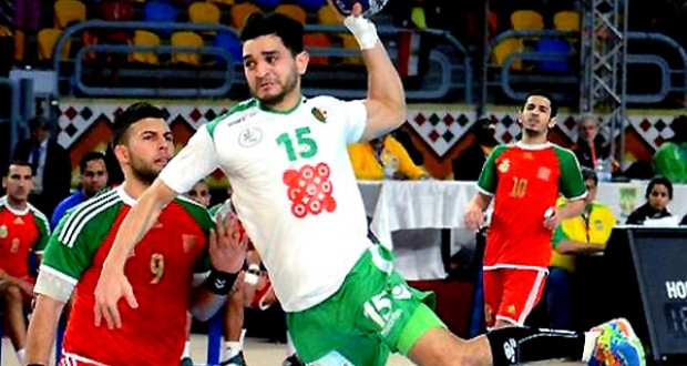 Handball algérie