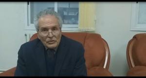 L'écrivain Mohamed Salah Ounissi