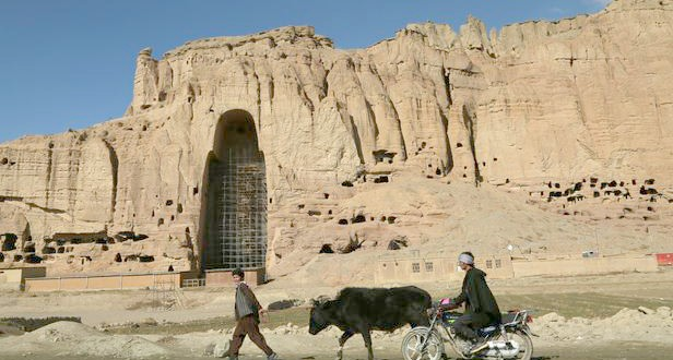 DOUNIAMAG-AFGHANISTAN-ARCHAEOLOGY-HERITAGE-CLIMATE