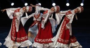 La troupe de danse de Chengdu